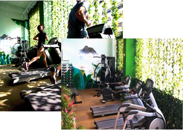 Sky Garden Studio Fitness
