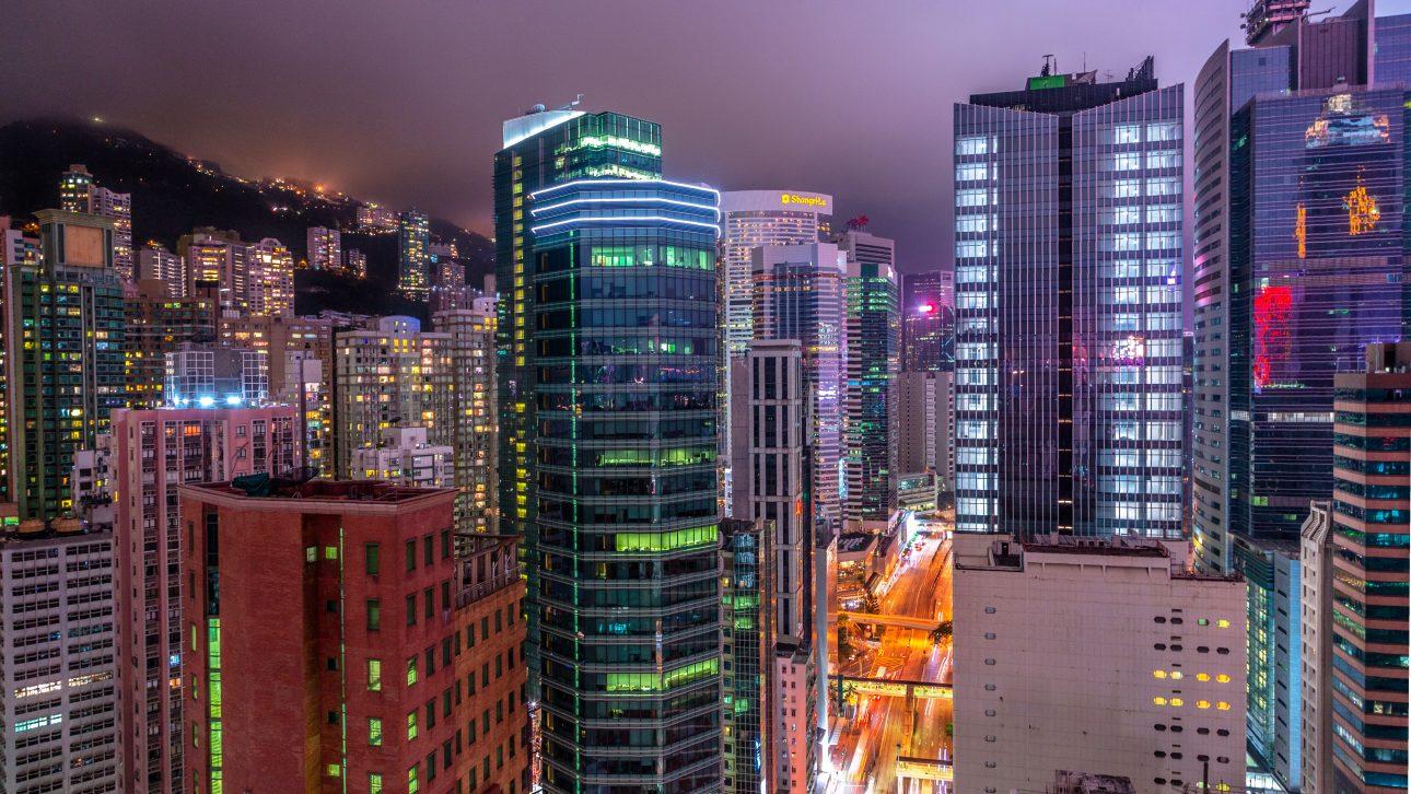 Sky Terrace Wan Chai View